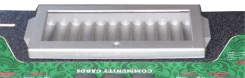 Cast tray 12 tube
